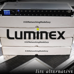 Luminex LumiNode 12 Now Available from Lite Alternative